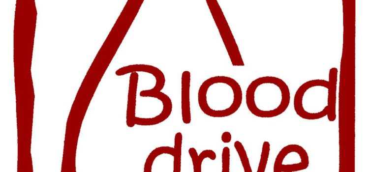 Blood Drive – April 12, 2017