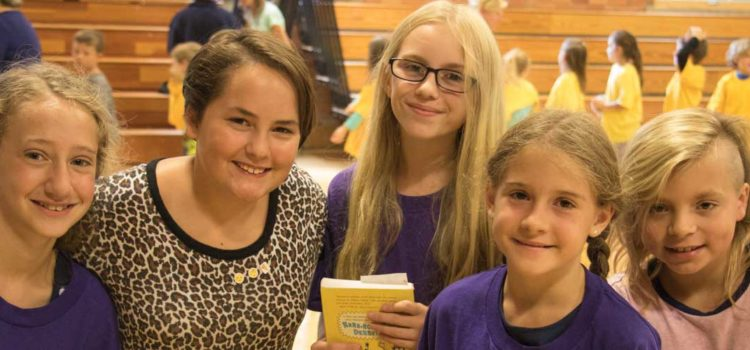 First Thursday Assembly Pictures