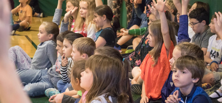 Celebration of Learners Video  – 9/29/2017
