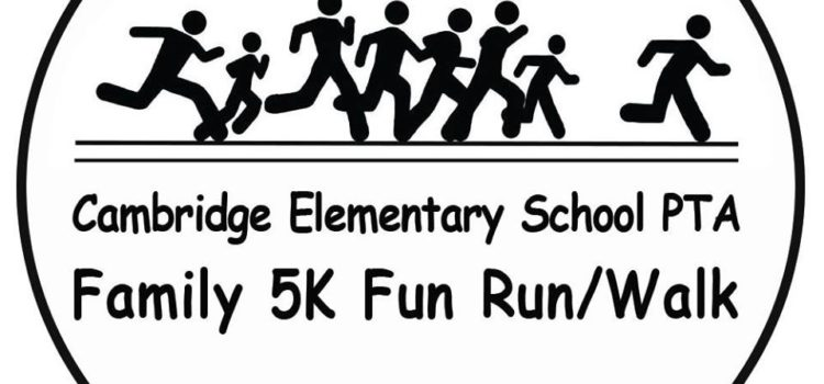 PTA Family 5K Fun Run/Walk – October 28, 2017