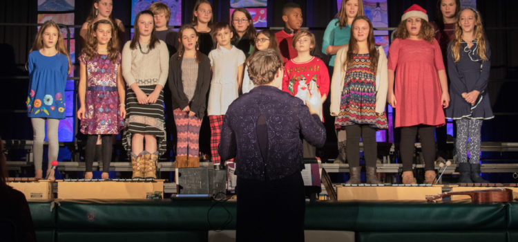 3rd – 5th Grade Winter Concert Video – 12/19/2017